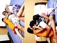 Dream Threesome Group Indian Sex Of 2 Desi Bhabhi