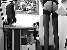 Camaras Ocultas Con Sexo En La Oficina