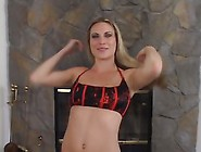 Blonde Milf Gives His Dick A Good Sucking