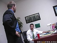 Wild And Raunchy Office Sex With Big Boobs Shyla Stylez