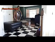 Naked House Cleaning Voyeur Cam