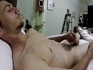Hot Body Allan With A Huge Cock Jerk Off Session 4