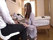 Fabulous Japanese Slut Nana Aoyama In Best Couple,  Blowjob Jav C