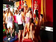Lusty Party Girls Enjoys Hardcore Orgy Fuck In The Sex Party