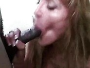 Milf Sofia Soleil Sucking Two Big Monster Black