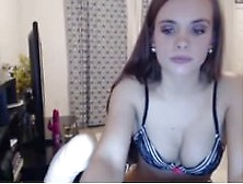Www. Pornhub. Com/video/manage Cam Girl Deepthroat Dildo