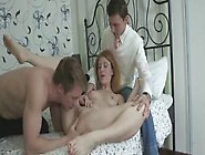 Renata - Hot Redhead Teen Fucked For Cas