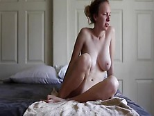 Dirty Blond Fucks And Takes Load On Tits - Motherless. Com