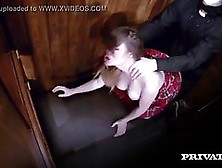 Kinky Chick, Samantha Bentley Is Getting Fucked In Her Pussy,  By