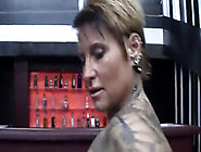 Tattooed Mature Slut Fucking Hard