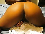 My Sensual Wifey Fingers Her Pussy On The Bed In Homemade Video