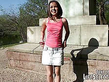 Cute Teen Daughters Do Crazy Things For Money