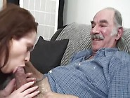 Amateur Sex Movie With A Old Man And A Young Slut-
