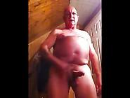 Sexy Grampa Cumpilation