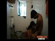 Sexy Indian Wife Gets Fucked In The Bathroom