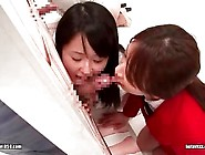 Jap Glory Hole Cock Suckers