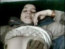Hyderabad Muslim Bhabhi Passionate Foreplay With Neighbor