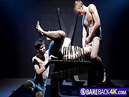 Naughty Men Fornicating Tight Bum