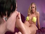Nicole Aniston Feet Ass Worship 1