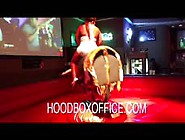 Watch These Atl Bitches And Hoes Ride The Iron Bull.  Part 1