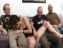 Gangbang Fun - Guys Were Just Getting Together For A Beer And Th