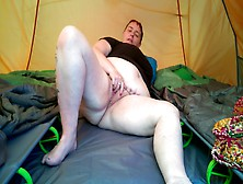 Bbw Wife Fucking In Tent