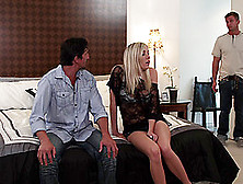 Bibi Jones Gets Invited For A Hardcore Fuck In Hot Orgasm