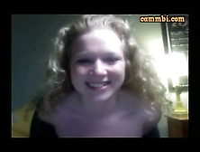 Cammbi. Com. Amatuer Cam Girl First Time On Cam