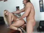 Shyla Stylez And Evan Stone In A Bedroom