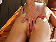 Sexy Blonde Teen Girl Chloe Foster Banged By Her Masseur