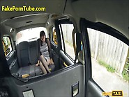 Hot Sexy Mature Babe Fucked Hard Inside Taxi
