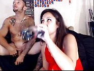 Stupid Nazi Fucks His Girl.  Arminda Live On 1Fuckdate. Com