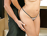 Well Graced Asian Babe Pleases White Stud With Steamy Bj In Mass