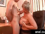 Mature Bbw Takes Load Huge Natural Tits