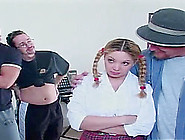 Kiki Daire Craves To Feel A Big Dick Up Her Nice Anal Hole