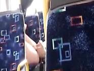 Voyeur Spying Hidden Camera Pair Busted Doing Sex In Bus