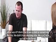 Dude Masturbating On Casting Interview