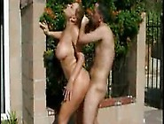 Michel Steuve's Wife Colette Choisez Fucked Outdoor By A Te