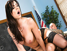 This Raunchy Slut Is Insatiable When It Comes To Sex,  She Just L