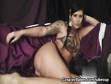 Yuffie Yulan In Your Own Slave Scene