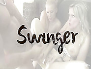 Reife Swinger - German Bitches Playing Rough With Each Other In