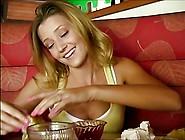 Teen Carli Banks Flashing In Public