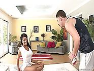 Horny Black Babysitters 3-Scene1