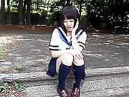 Yuri Shinomiya Enjoys Upskirt Pounding In A Hot Mmf Scene