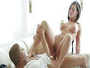 Lovely Chick Rides Her Boy W Athina Love