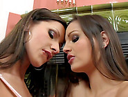 Softcore Adventure Between Two Hot Lesbos