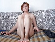 Russian Momma Great Tits And Lovely Pussy