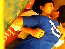 Kanpur College Teen Girl Caught On Hidden Cam During Sex
