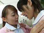K Japanese Lesbian Nurse - Sweet And Soft Kisses