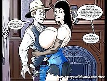 2d comic pleasure bot 4